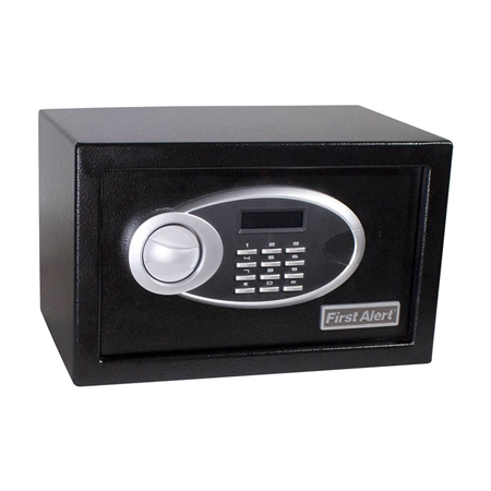 First Alert 4003DFB Anti-Theft Safe With Digital Lock Pad Questions & Answers