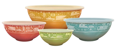 Camp Casual CC-006 Nesting Kitchen Storage Bowls - 4 Pack Questions & Answers