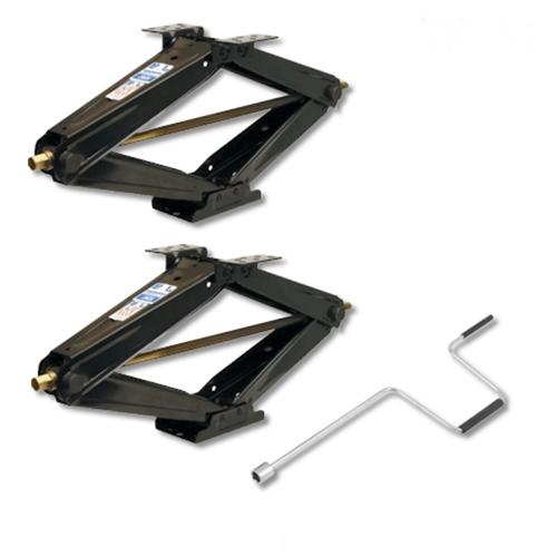 BAL 24028 LoPro Sj24 Stabilizing Scissor Jack - 24'' - 5000 lbs - Set of 2 Questions & Answers