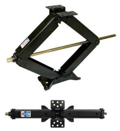 BAL 24003D Deluxe Stabilizing Scissor Jack - 30'' - 5000 Lbs - Set of 2 Questions & Answers