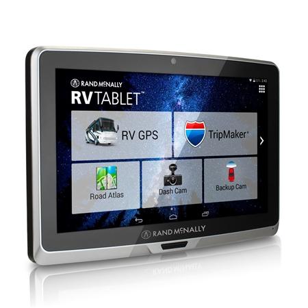 Rand McNally 0528018485 RV Tablet 70 GPS