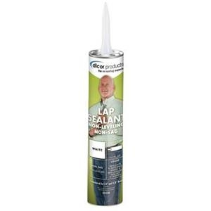 How long before the DICOR 505LSW sealant can take rain?