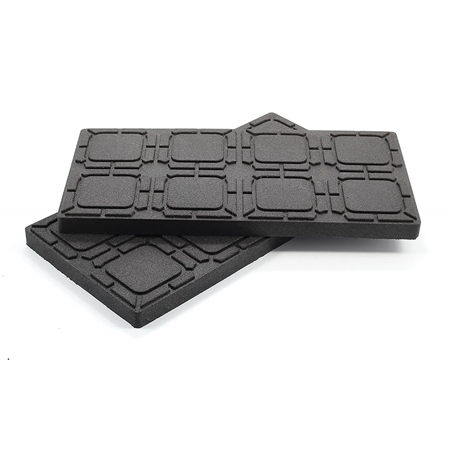 Are these leveling blocks strong enough for a 36 ft motor home?
