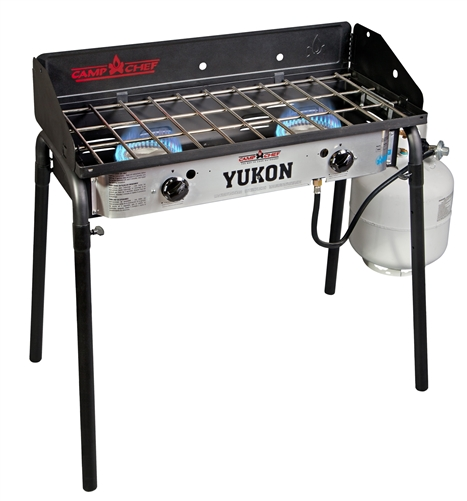 Camp Chef YK60LW Yukon Two-Burner Stove Questions & Answers