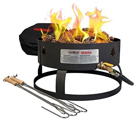 Camp Chef GCLOGM Sequoia Fire Pit Questions & Answers