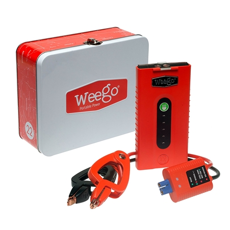 Weego N22 Jump Starter 22 - Portable Battery Pack