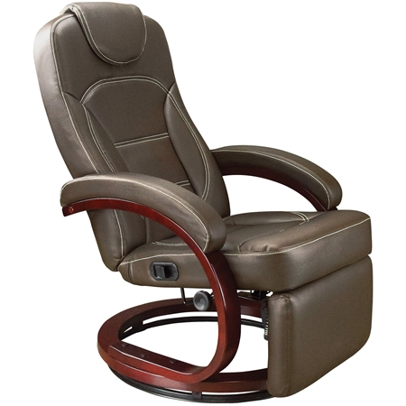 Thomas Payne 426798 XL Euro Recliner Chair - Brookwood Chestnut Questions & Answers