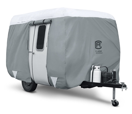 Classic Accessories 80-409-161001-RT PolyPro 3 Molded Fiberglass Camping Trailer Cover, 13'-16' Questions & Answers