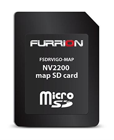 Furrion FSDRVIGO-MAP USA & Canada Road Map SD Card