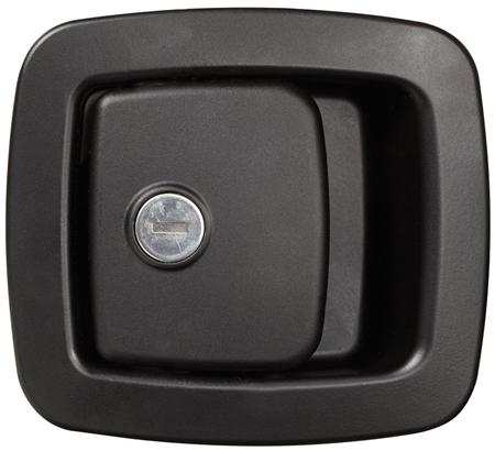 RV Designer T511 TriMark EZ Access Baggage Door Lock - Plastic Plunger Questions & Answers