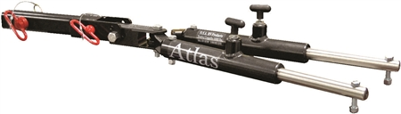 Will the NSA 10015 Clevis fit BX 2655 base plate and the Atlas Tow bar?