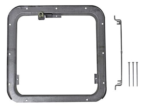 Suburban 520781 V Model Radius Corner Water Heater Door Install Kit Questions & Answers