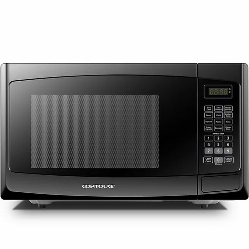 Contoure RV-188BK-CON Smart Air-Fry Convection RV Microwave - Black