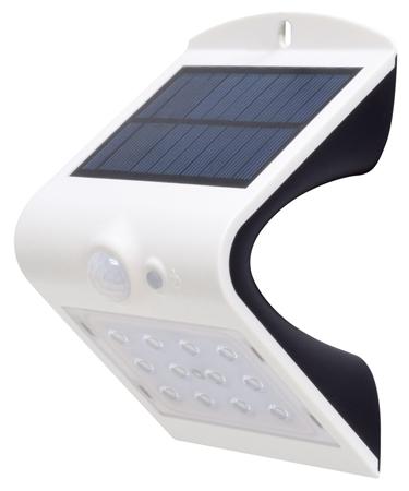How do u program to be motion sensor on the Valterra DG0115 Solar Powered LED Wall Light?