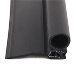 AP Products 018-1138 Single Bulb Seal With Wiper For RV Slide Outs