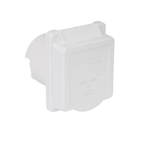 ParkPower 30ARVIW Weekender 30 Amp 125V Power Inlet - White Questions & Answers