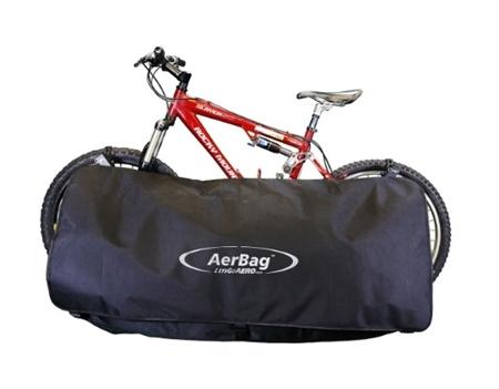 Let's Go Aero B00840 AerBag Cargo Bag for 2-Bike Racks