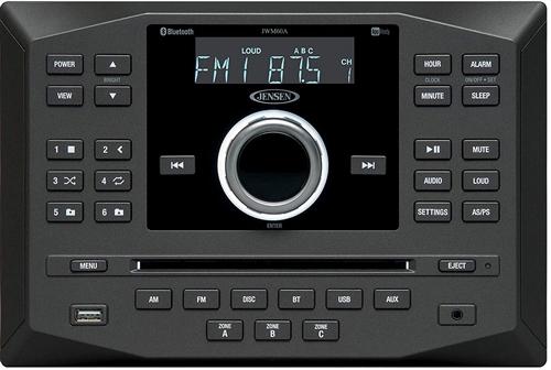 Jensen JWM60A Wall Mount RV Bluetooth DVD/CD Stereo Questions & Answers