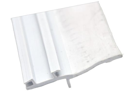 AP Products 018-384 EK Seal Base With 1-1/4'' Wiper - 2'' x 1/2'' x 35 Ft - White Questions & Answers