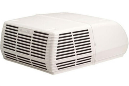 Coleman Mach 48207C966 I Power Saver RV Rooftop Air Conditioner - White - 11K