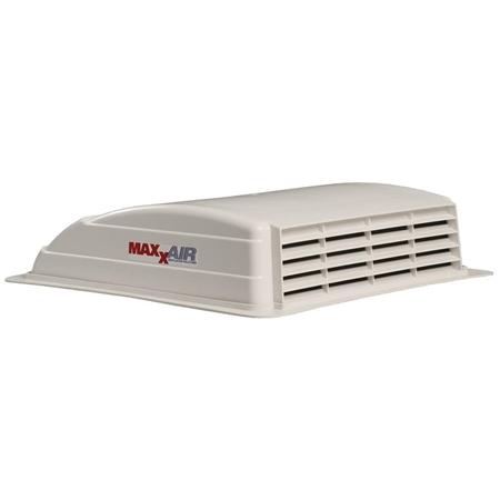 Maxxair 00-003801 Mini Vent Plus RV Roof Vent - White