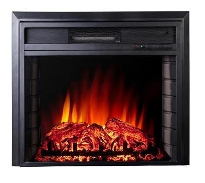 LaSalle Bristol 42095794 Flat Electric Fireplace Insert - 26'' Questions & Answers