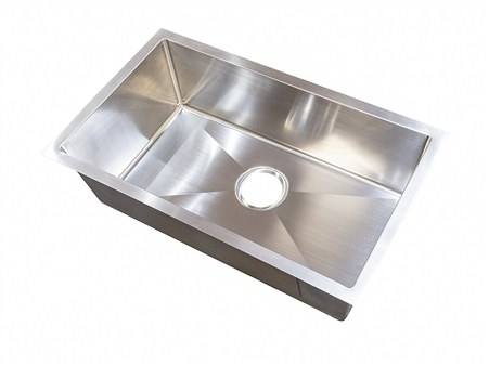 Lippert Components 385313 Better Bath Stainless Steel Single Bowl Square Sink Questions & Answers