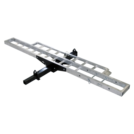 B-Dawg BD-Single-TO Aluminium Motorcycle Carrier with Towing Option - Single
