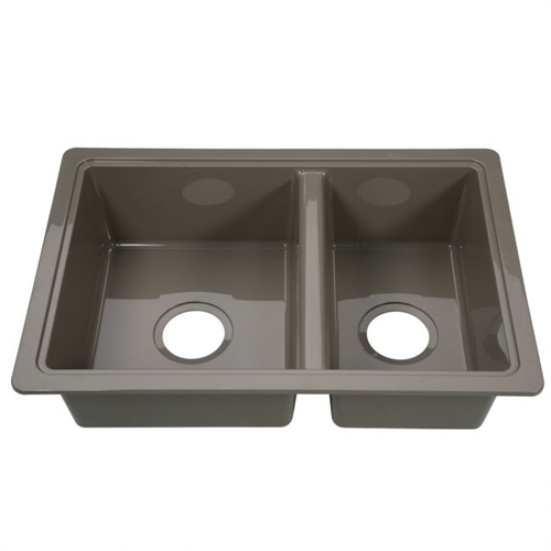 Lippert 808488 Better Bath Double Bowl Galley Sink Questions & Answers