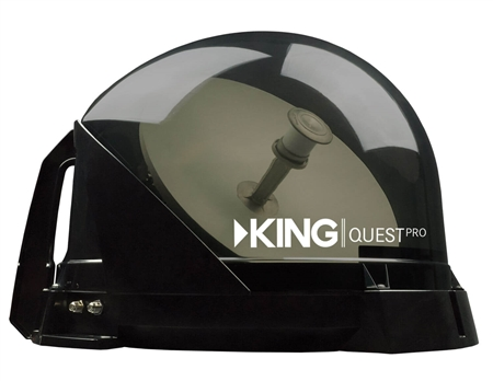 Will this King Quest Pro satellite work with directv h23  receiver?