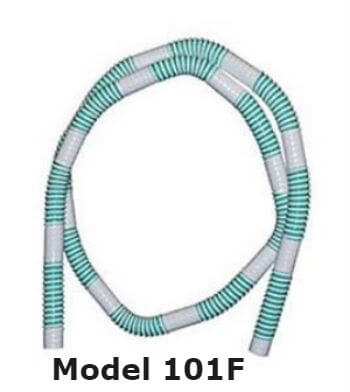 Smooth Bor 101F Flex Fill Hose - 10' with Flat Fittings Questions & Answers