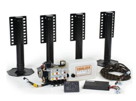 Equalizer Systems 8651UPS Auto Leveling 4-Point System for Bumper Pull & Travel Trailers Questions & Answers