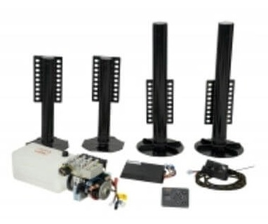 Equalizer Systems 8657UPS 4-Point 5th Wheel Auto-Level System - Standard Questions & Answers