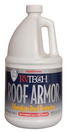 RVTECH ROOFARMORGAL-F ROOF ARMOR Fiberglass Roof Protectant - 1 Gallon