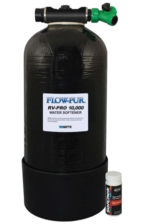 FlowPur M7002 RV Pro 10,000 Portable Water Softener Questions & Answers