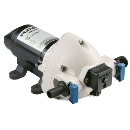 Flojet 03526144A Triplex 2.9 GPM RV Water Pump Questions & Answers