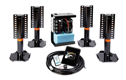 Bigfoot WC-8A1 EZ Wireless Leveling System Class A Gas Motorhome Questions & Answers