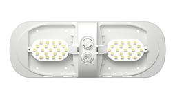 Ming's Mark 9090102 Double LED Dome Light Fixture Questions & Answers