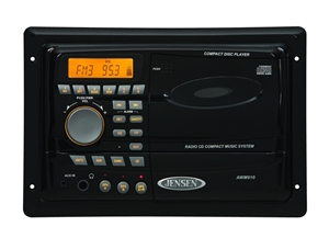 Jensen AWM910 Radio/CD Wallmount Stereo