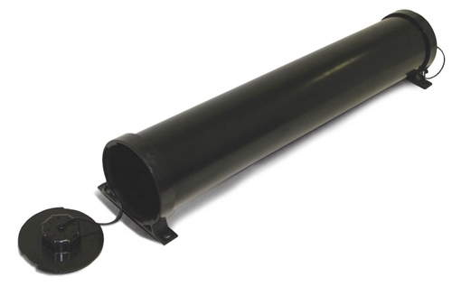 Valterra A04-0153XBK EZ Sewer Hose Carrier - 64'' - Black Questions & Answers