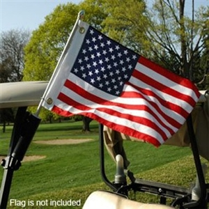Golf Cart Flagpole Questions & Answers