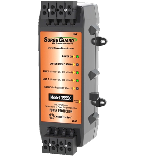 Surge Guard 35550 Permanent RV Surge Protector 50 Amp Questions & Answers