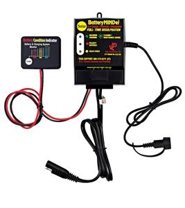 BatteryMinder SCC180 12 volt 15 amp Solar Controller