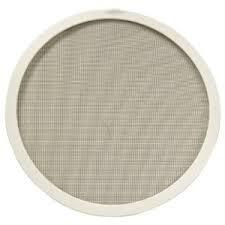 Fan-Tastic K2035-80 Off White Pop 'N Lock Vent Screen