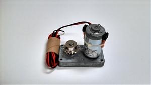 Shoreline Reels 15022K-SR Replacement Marine Reel Motor