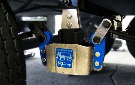 """MORryde SRE2-733X SRE 4000 Suspension System 33"""" Wheel Base Tandem Axle"""