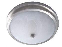 Gustafson 55AM 556XYZ15 Satin Nickel Low Profile RV Dome Light - 8'' Diameter Questions & Answers