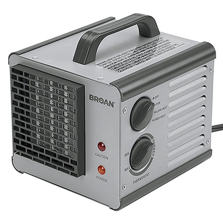 Broan-NuTone 6201 Big Heat Portable Heater Questions & Answers