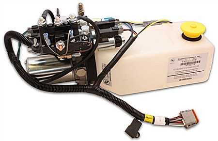 Lippert 115128 Gas Pump and Power Unit for Damon Leveling Systems