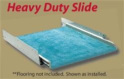 """Kwikee 905966000 22"""" Heavy Duty Slide Assembly w/ 350 Lb Capacity"""
